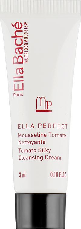 "Очищающий мусс для умывания ""Томат"" - Ella Bache Ella Perfect Makeup Removal Tomato Silky Cleansing Cream (пробник)"
