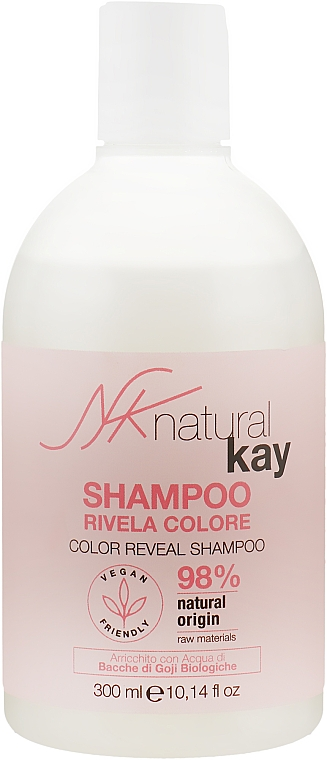 Шампунь с ягодами годжи - KayPro NaturalKay Goji Berry Shampoo