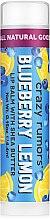 Духи, Парфюмерия, косметика Бальзам для губ - Crazy Rumors Blueberry Lemon Lip Balm