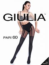 """Парфумерія, косметика Колготки для жінок """"Pari 18"""" 60 Den, nero - Giulia"""