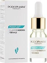 Духи, Парфюмерия, косметика Флюид для размягчения вросших ногтей и мозолей - Podopharm Professional Fluid For Ingrown