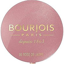 Парфумерія, косметика Рум'яна - Bourjois Little Round Pot Blusher