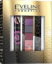 Духи, Парфюмерия, косметика Набор - Eveline Cosmetics (masc/10ml + pal/9.6g)