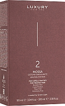 Духи, Парфюмерия, косметика Завивочная композиция №2 - Green Light Mossa Waving System (compos/90ml + neutralizer/100ml)
