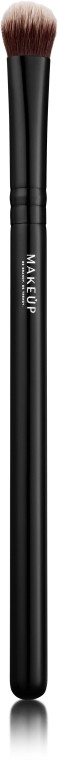 Кисть для нанесения теней /Плоская кисть для теней №10 - MakeUp Small shading brush