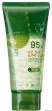 Гель с алоэ 95% - The Saem Jeju Fresh Aloe Soothing Gel 95%  — фото N2