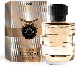 Духи, Парфюмерия, косметика NG Perfumes Leleux Illegal - Туалетная вода