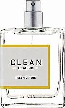 Духи, Парфюмерия, косметика Clean Fresh Linens - Парфюмированная вода (тестер без крышечки)