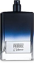 Духи, Парфюмерия, косметика Gianfranco Ferre L'Uomo - Туалетная вода (тестер без крышечки)