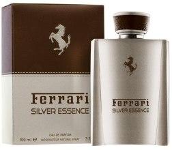 Духи, Парфюмерия, косметика Ferrari Silver Essence - Парфюмированная вода