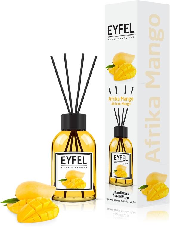 """Аромадиффузор """"Африка манго"""" - Eyfel Perfume Reed Diffuser African Mango"""