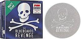 Парфумерія, косметика Матова глина для укладання волосся - The Bluebeards Revenge Matt Clay
