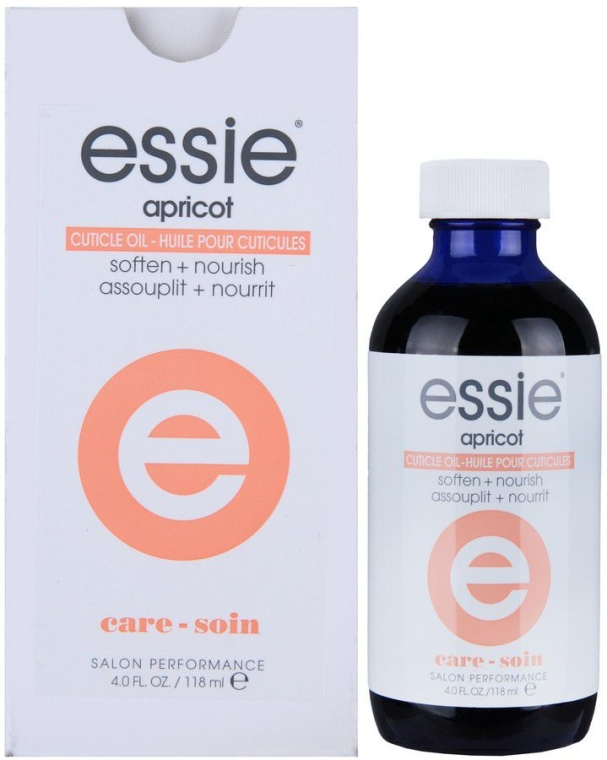 Абрикосовое масло для кутикулы - Essie Apricot Cuticle Oil