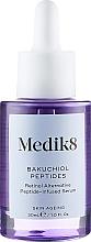 Духи, Парфюмерия, косметика Пептидная сыворотка с бакучиолом - Medik8 Bakuchiol Peptides
