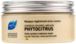 Духи, Парфюмерия, косметика Маска для окрашенных волос - Phytocitrus Vital Radiance Mask