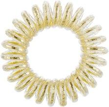 Духи, Парфюмерия, косметика Резинка-браслет для волос - Invisibobble Original Golden Adventures