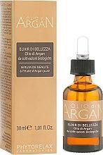Парфумерія, косметика Еліксирз арганієвою олією для обличчя - Phytorelax Laboratories Olio di Argan Elixir Of Beauty