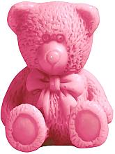 """Духи, Парфюмерия, косметика Натуральное мыло ручной работы """"Маленький медведь"""" с ароматом вишни - LaQ Happy Soaps Natural Soap"""