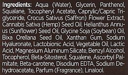 "Увлажняющая сыворотка для лица ""Масло Конопли + Шафран"" - Bielenda Botanic Formula — фото N4"
