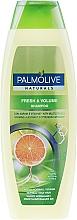 Духи, Парфюмерия, косметика Шампунь для волос - Palmolive Naturals Fresh & Volume Shampoo