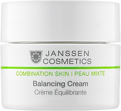Духи, Парфюмерия, косметика Балансирующий крем - Janssen Cosmetics Balancing Cream