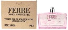 Gianfranco Ferre Rose Princesse - Туалетная вода (тестер без крышечки) — фото N4