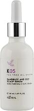 Духи, Парфюмерия, косметика Капли направленного действия против жирной перхоти - Kaaral K05 Dandruff And Oily Sclap Serum