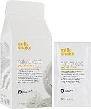 Духи, Парфюмерия, косметика Маска для волос - Milk_Shake Natural Care Yogurt Mask Set