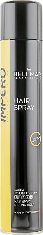 Лак для волос сильной фиксации - Bellmar Impero Professional Hair Spray