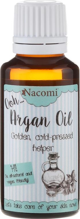 Аргановое масло ECO - Nacomi