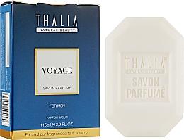 """Духи, Парфюмерия, косметика Мыло парфюмированное для мужчин """"Путешествие"""" - Thalia Voyage Soap"""