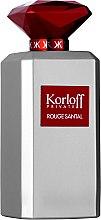 Духи, Парфюмерия, косметика Korloff Paris Rouge Santal - Туалетная вода (тестер без крышечки)