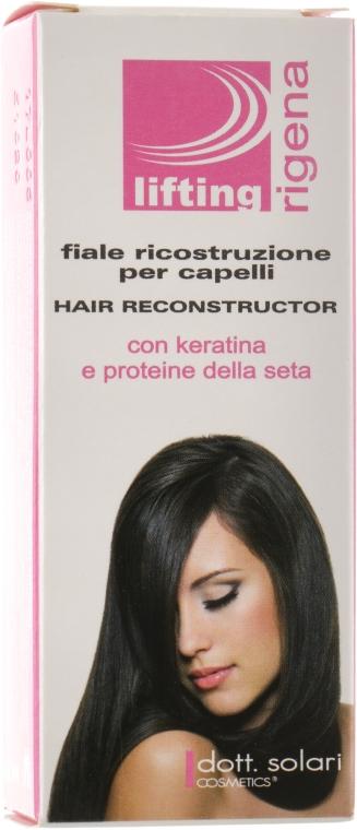 Ампулы для восстановление волос - Dott. Solari Rigena Lifting Treatment