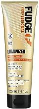 Духи, Парфюмерия, косметика Увлажняющий шампунь для защиты цвета окрашенных и поврежденных волос - Fudge Luminizer Moisture Boost Shampoo