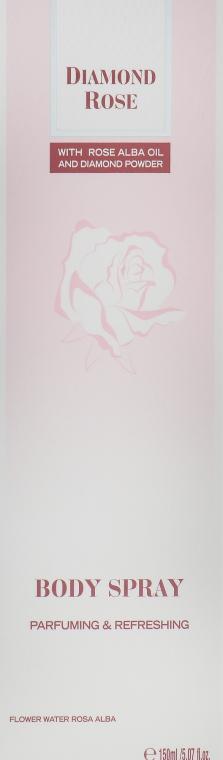 Спрей для тела - BioFresh Diamond Rose Body Spray