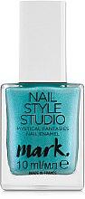 Духи, Парфюмерия, косметика Лак для ногтей «Дизайн-студия. Волшебная фантазия» - Avon Mark Nail Style Studio