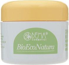 Духи, Парфюмерия, косметика Крем для лица питательный - Bema Cosmetici Bioeconatura Face Nourishing Face Cream