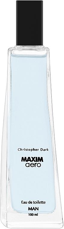 Christopher Dark Maxim Aero - Туалетна вода — фото N2