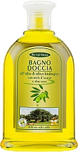 Духи, Парфюмерия, косметика Гель-пена на оливковом масле био, мёде акации и алоэ - Bio Api Natura