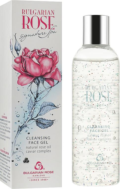 Очищающий гель для лица - Bulgarian Rose Signature Cleaning Gel