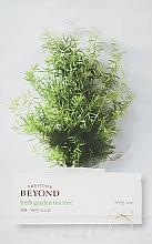 "Духи, Парфюмерия, косметика Маска ""Чайное дерево"" - Beyond Herb Garden Tea Tree Mask"