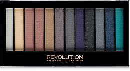 Духи, Парфюмерия, косметика Палетка теней  для век - Makeup Revolution Redemption Day to Night