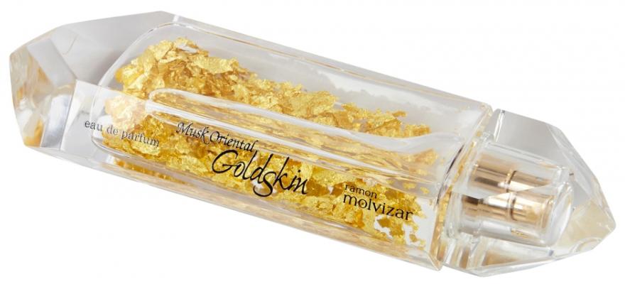 Ramon Molvizar Musk Oriental Goldskin - Парфюмированная вода (тестер с крышечкой)