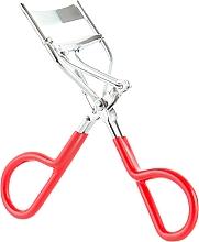 Парфумерія, косметика Щипчики для завивки ресниц, красные - Globos Professional Line