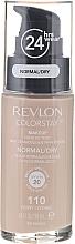 Духи, Парфюмерия, косметика Тональный крем - Revlon ColorStay Makeup For Normal/Dry Skin SPF20 (тестер)