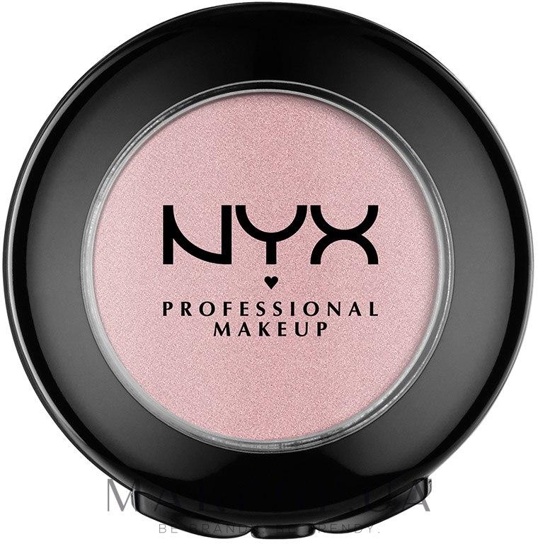 Одинарные тени для глаз - NYX Professional Makeup Hot Single Eyeshadows — фото 02 - Pink cloud
