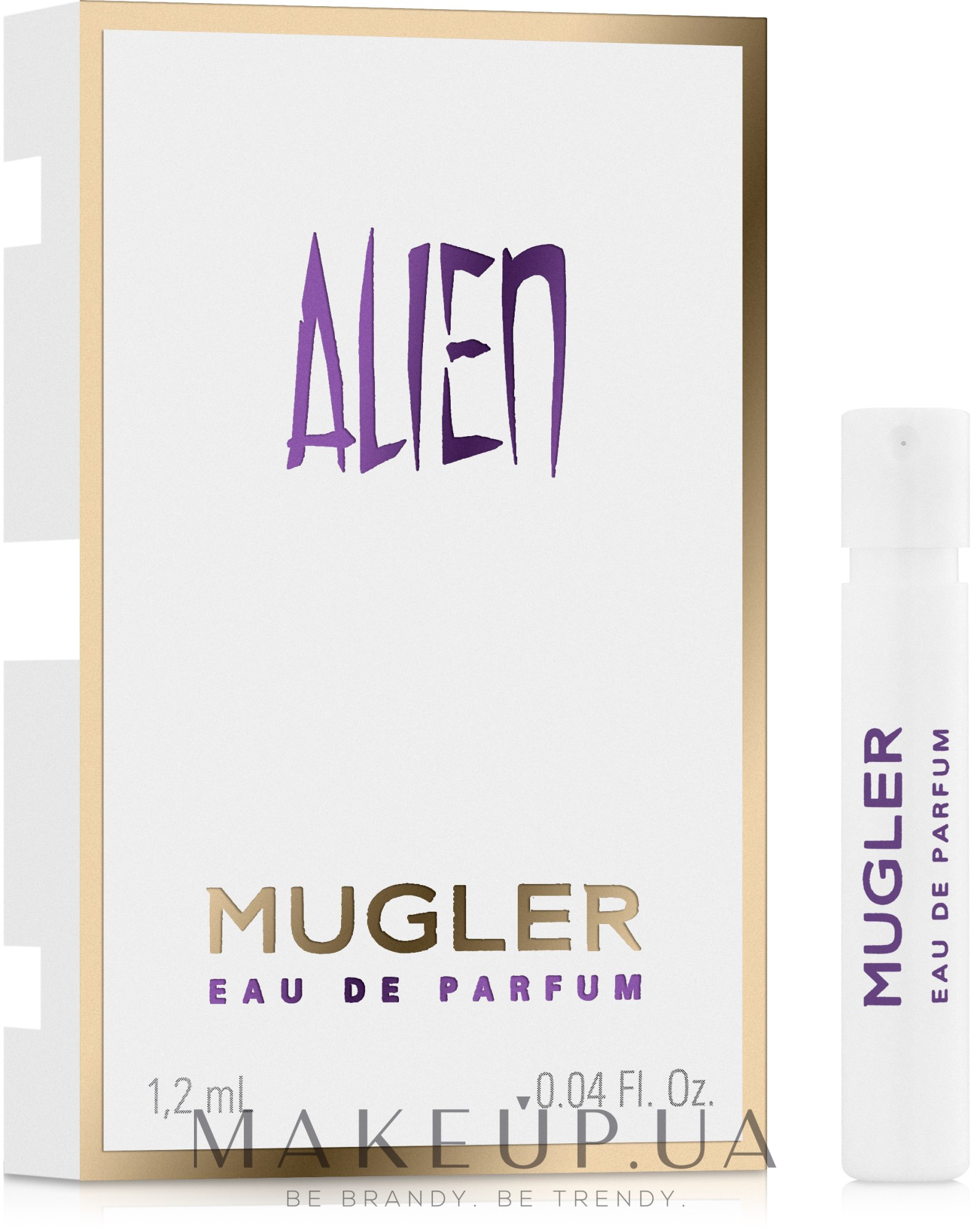 Mugler Alien - Парфюмированная вода (пробник) — фото 1.2ml