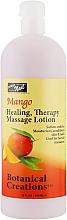 "Духи, Парфюмерия, косметика Смягчающий увлажняющий лосьон для кутикул и кожи рук ""Манго"" - Pro Nail Botanical Creations Mango Healing Therapy Massage Lotion"