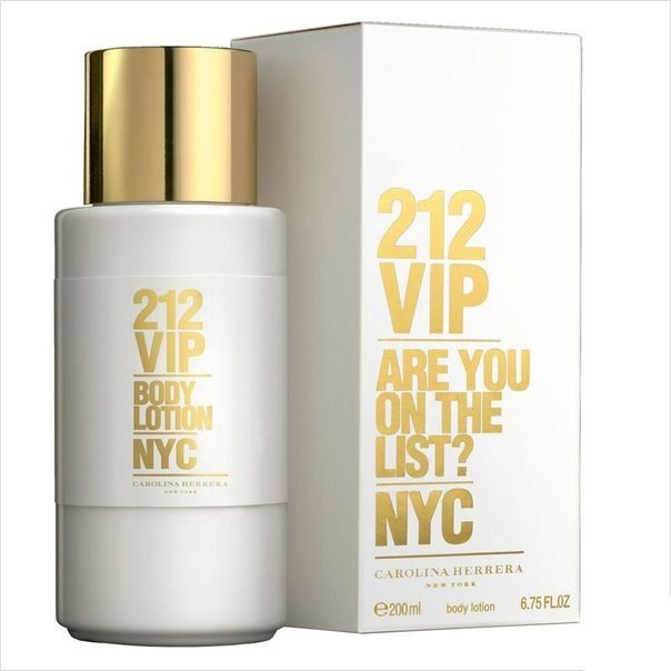 Carolina Herrera 212 VIP - Лосьон для тела