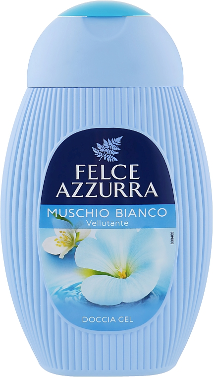 "Гель для душа ""Белый мускус"" - Felce Azzurra Shower-Gel"